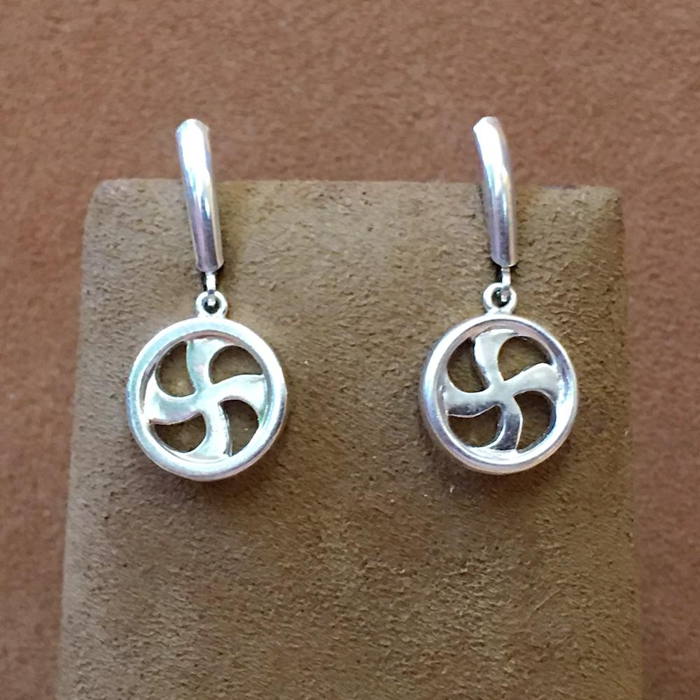 BEL Symbol Earrings